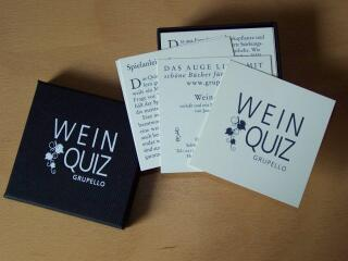 Wein Quiz Grupello